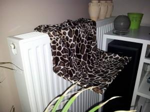Hamac de radiateur