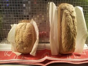 Le pain sèche