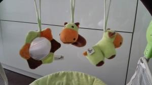 balancelle babymoov animaux